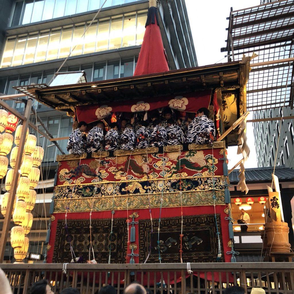 近づく祇園祭と鱧会席プラン♪