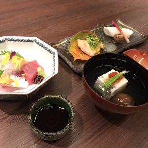◆「京懐石 花水庵」 11月 ご夕食◆