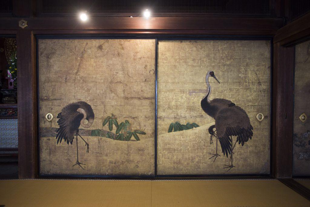 第54回「京の冬の旅」非公開文化財特別公開が開催されています