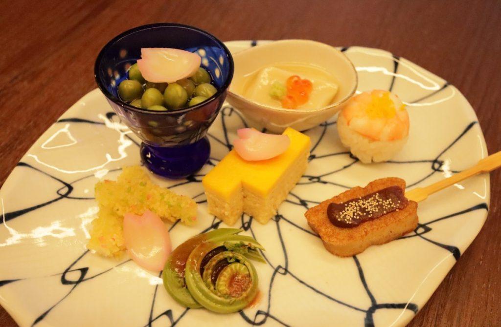 ◆和食処「花水庵」4月ご夕食◆