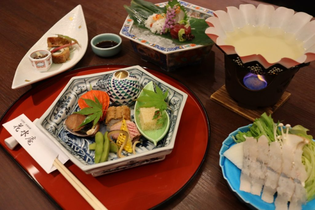 京の夏の味覚を堪能!               贅沢な『鱧懐石』を楽しむ2食付きプラン 2020