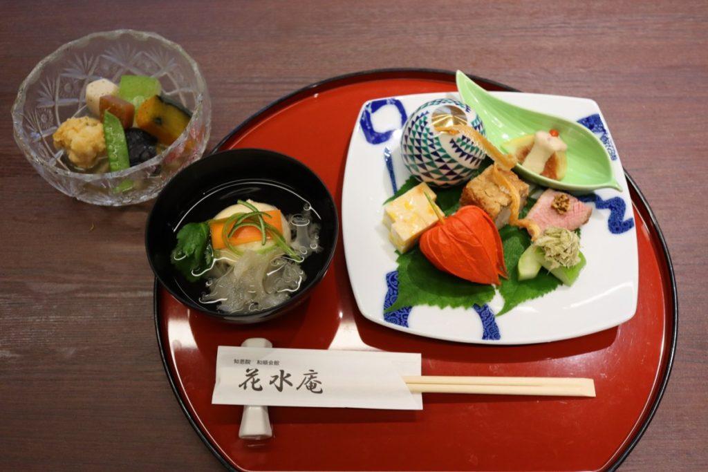 ◆和食処「花水庵」8月 ご夕食◆