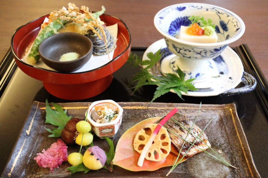 ◆和食処「花水庵」11月 ご夕食◆