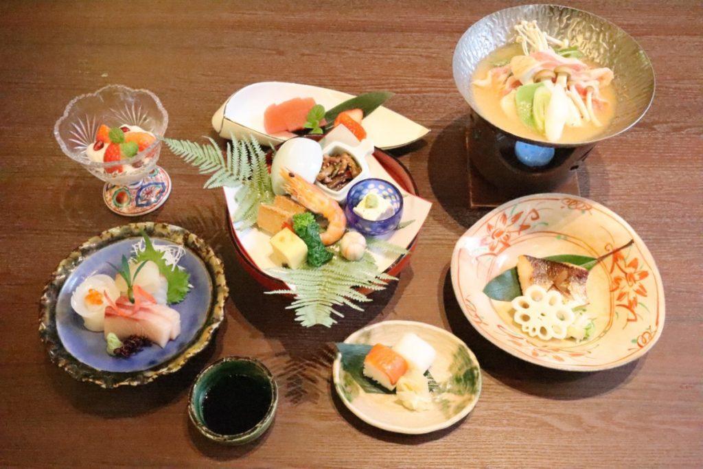 ◆和食処「花水庵」年末年始 ご夕食◆