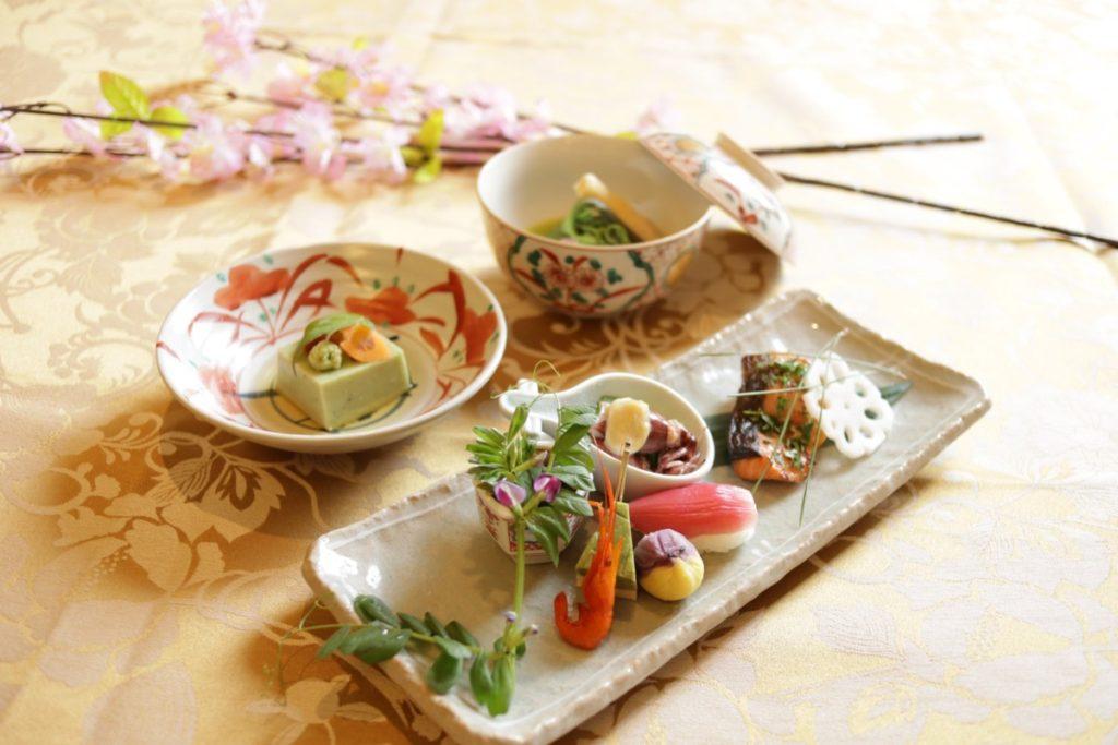 ◆和食処「花水庵」4月 ご夕食◆