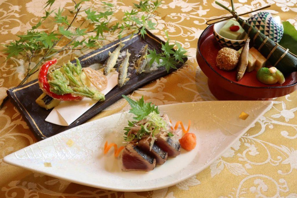 ◆和食処「花水庵」5月 ご夕食◆