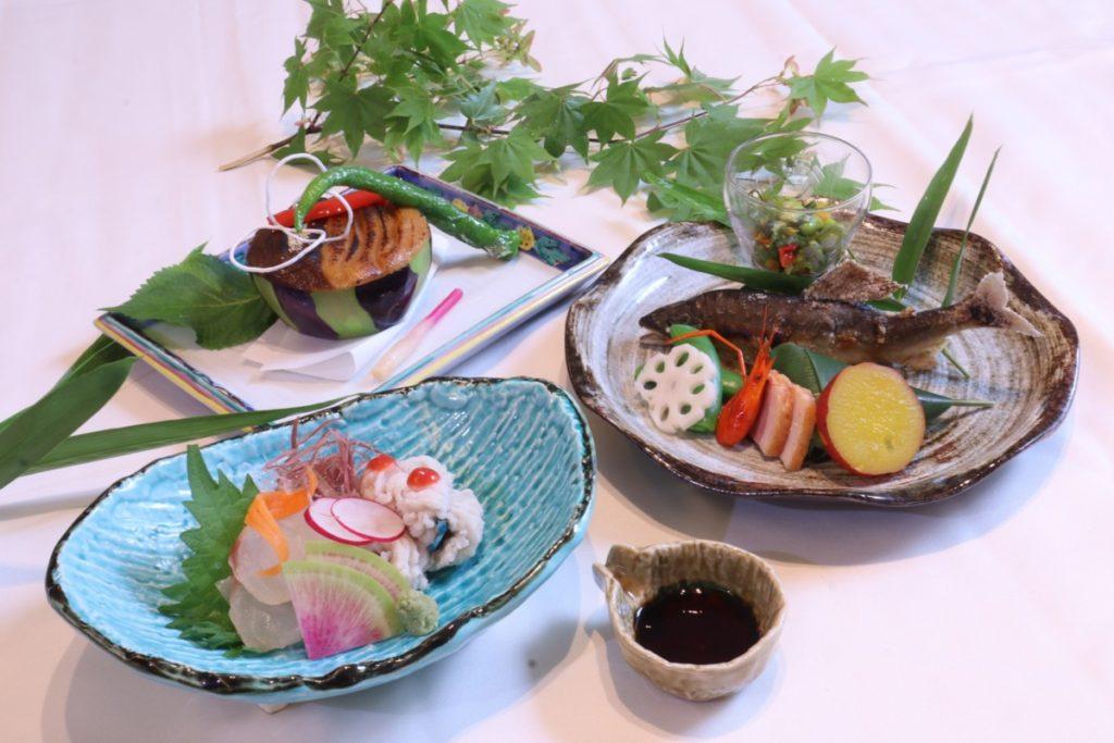 ◆和食処「花水庵」6月 ご夕食◆