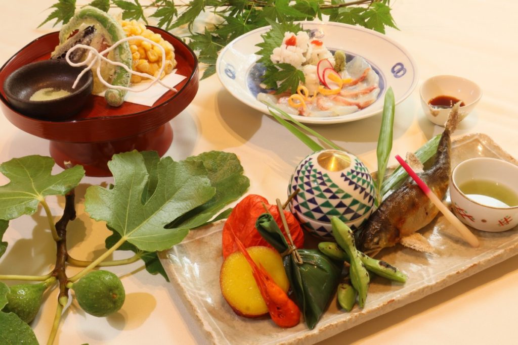 ◆和食処「花水庵」7月 ご夕食◆