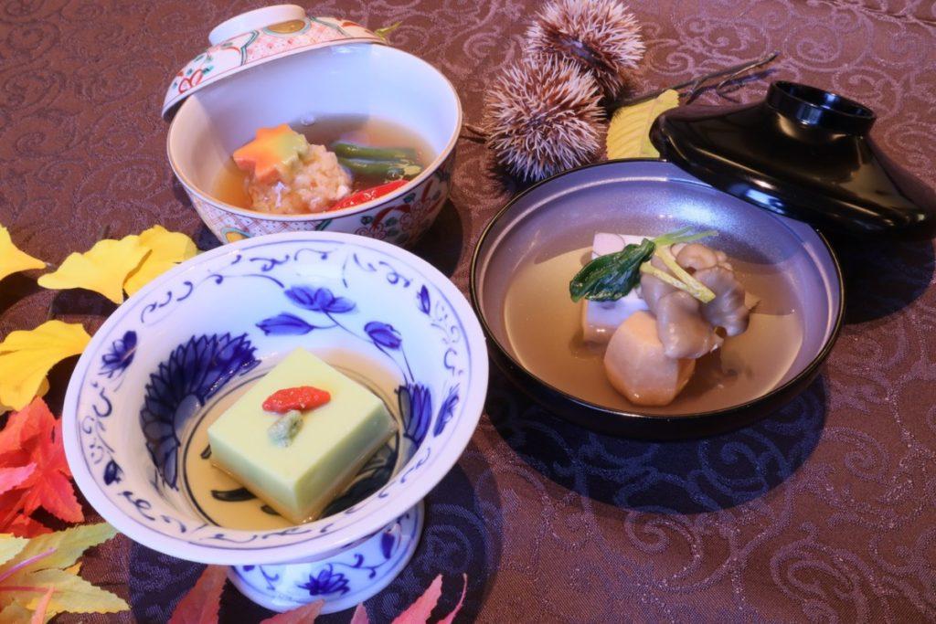 ◆和食処「花水庵」10月 ご夕食◆